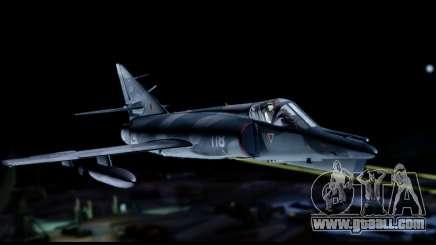 Dassault Etendard IV MF for GTA San Andreas