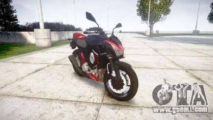 Kawasaki Z800 2014 for GTA 4