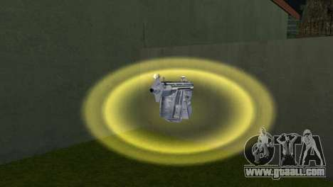 Mp5 Short for GTA Vice City third screenshot