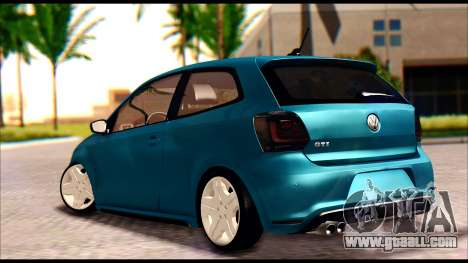 Volkswagen Polo for GTA San Andreas