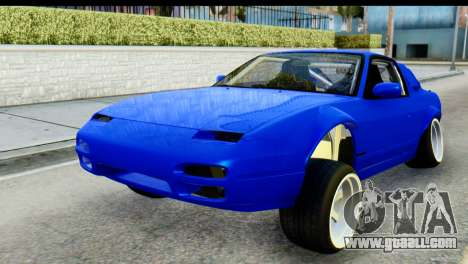 Nissan 240SX for GTA San Andreas