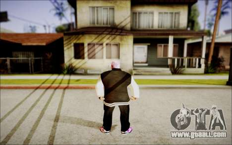 Ghetto Skin Pack for GTA San Andreas second screenshot