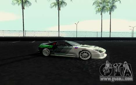 Toyota Supra VCDT for GTA San Andreas