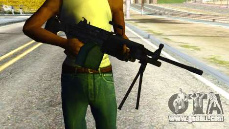 M16 from Global Ops: Commando Libya for GTA San Andreas