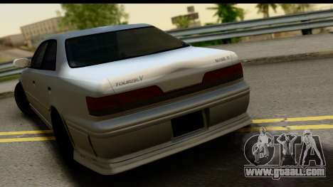 Toyota Mark 2 Sport for GTA San Andreas right view