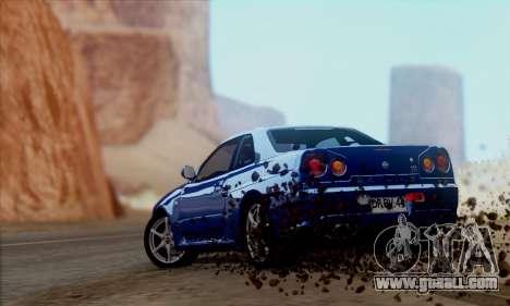 GTA 5 Effects for GTA San Andreas eighth screenshot