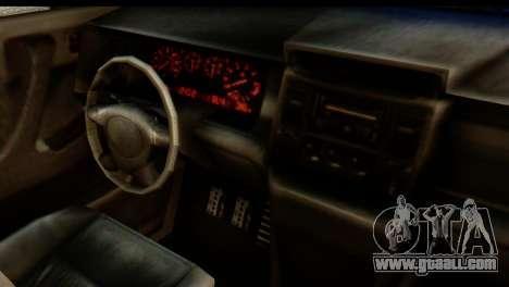 GTA 5 Vapid Sandking SWB IVF for GTA San Andreas