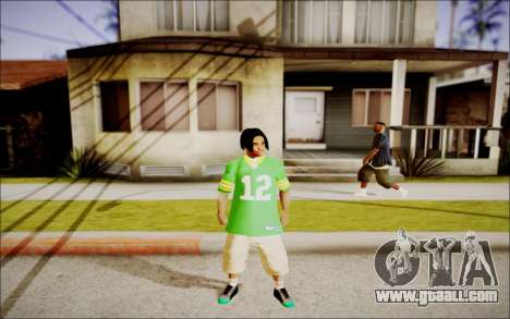 Ghetto Skin Pack for GTA San Andreas eighth screenshot