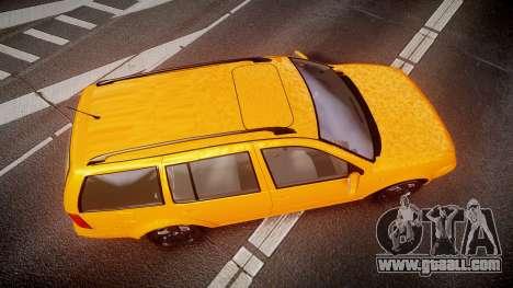 Volkswagen Golf Mk4 Variant for GTA 4 right view