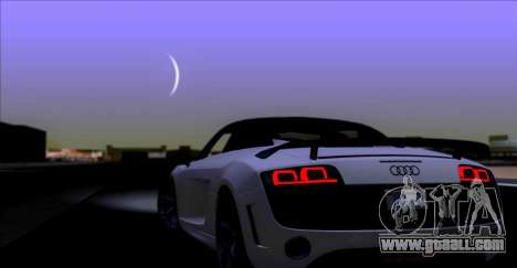 ENB for weak computers for GTA San Andreas forth screenshot