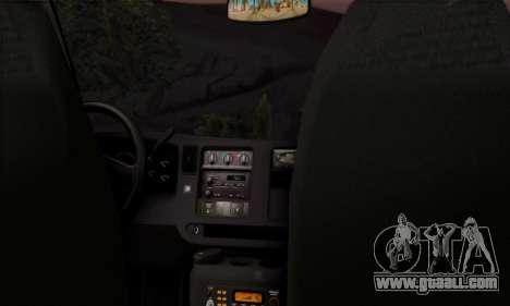 Chevrolet Exspress Ambulance for GTA San Andreas right view