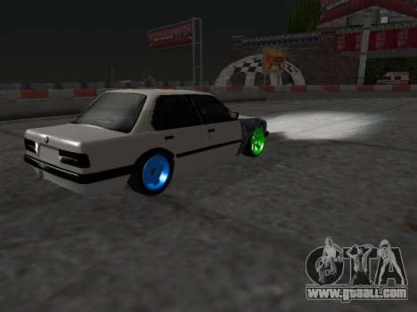 BMW M3 E30 Drift for GTA San Andreas side view