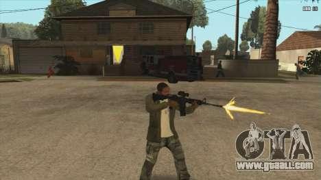 M4 из Killing Floor for GTA San Andreas second screenshot