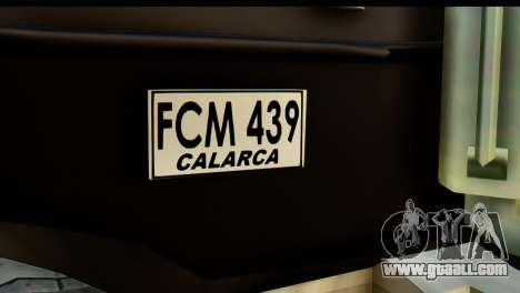 Chevrolet C.O.E. Semimula for GTA San Andreas