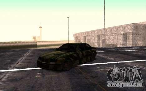 BMW M3 E36 Hunter for GTA San Andreas