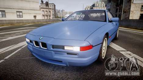 BMW E31 850CSi 1995 [EPM] for GTA 4