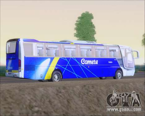 Busscar Vissta Buss LO Cometa for GTA San Andreas back view