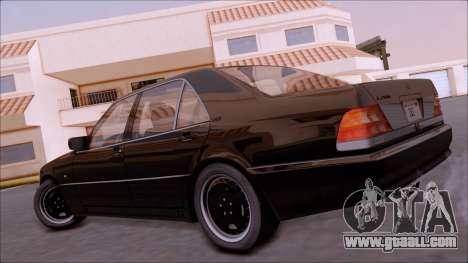 ClickClacks ENB V1 for GTA San Andreas eleventh screenshot