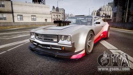 Declasse Sabre GT-R for GTA 4