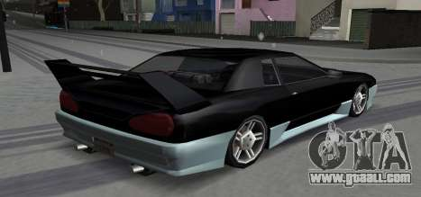 Luni Elegy for GTA San Andreas right view