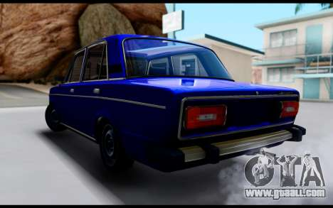 VAZ 2106 Runoff for GTA San Andreas left view