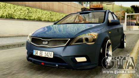 Kia Ceed for GTA San Andreas