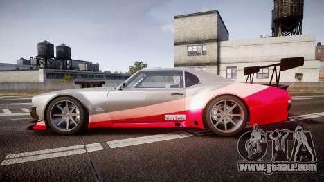 Declasse Sabre GT-R for GTA 4 left view
