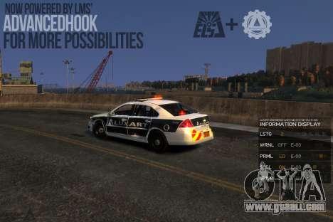 Emergency Lights System v8 [ELS] for GTA 4 third screenshot