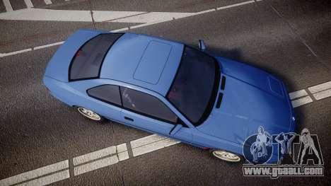 BMW E31 850CSi 1995 [EPM] for GTA 4 right view