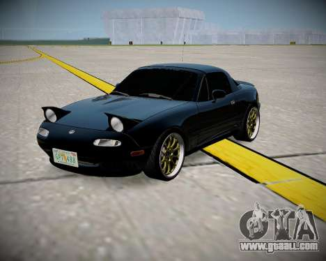 Mazda MX-5 JDM for GTA San Andreas