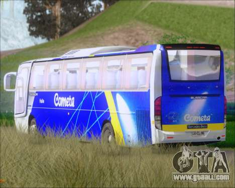 Busscar Vissta Buss LO Cometa for GTA San Andreas side view