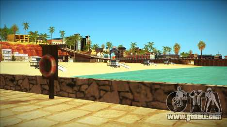 ENB Autumn for GTA San Andreas forth screenshot