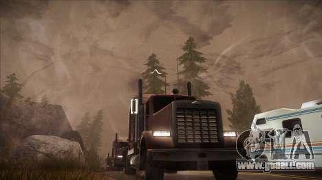 ENB Autumn for GTA San Andreas seventh screenshot