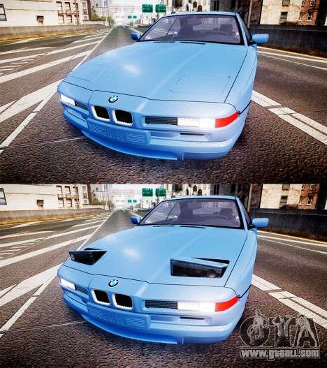 BMW E31 850CSi 1995 [EPM] for GTA 4 side view