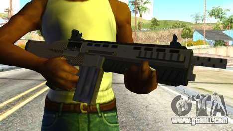 Assault Shotgun from GTA 5 for GTA San Andreas third screenshot