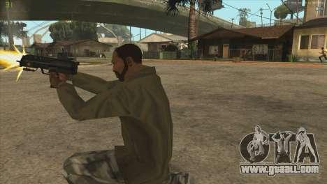 MP7 from Killing floor for GTA San Andreas second screenshot