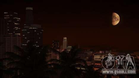 ENB Autumn for GTA San Andreas third screenshot