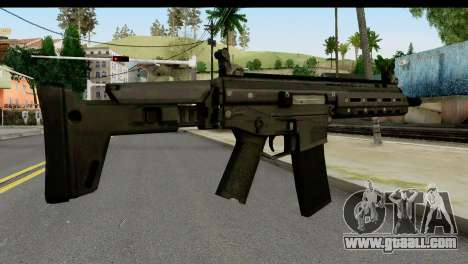 SCAR from from State of Decay for GTA San Andreas second screenshot