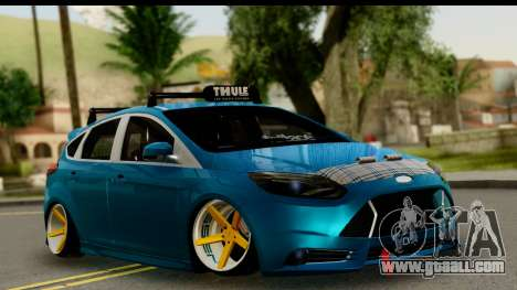 Ford Focus ST for GTA San Andreas