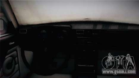 GAZ 24 Volga for GTA San Andreas right view