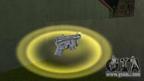 Mp5 Short for GTA Vice City forth screenshot