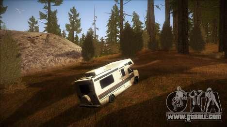 ENB Autumn for GTA San Andreas sixth screenshot