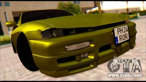 Nissan Silvia S14 Civilian for GTA San Andreas