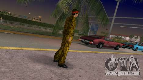 Camo Skin 19 for GTA Vice City second screenshot