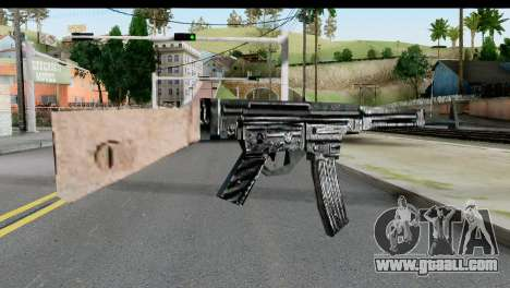 MP44 from Hidden and Dangerous 2 for GTA San Andreas second screenshot