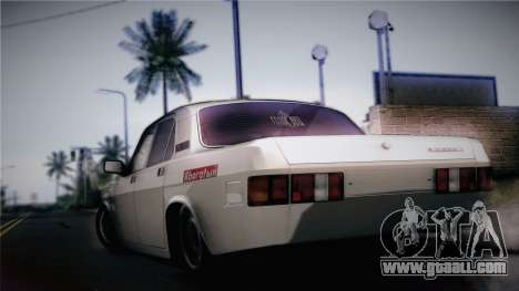 GAZ 24 Volga for GTA San Andreas left view