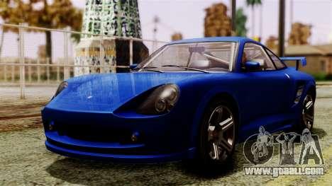 GTA 5 Pfister Comet SA Mobile for GTA San Andreas