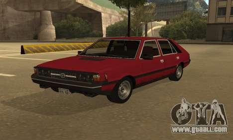 FSO Polonez 1500 for GTA San Andreas