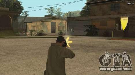 M4 из Killing Floor for GTA San Andreas third screenshot