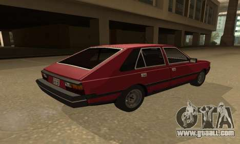 FSO Polonez 1500 for GTA San Andreas side view